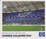 Nr 132  Choreo 120Jahre HSV