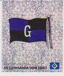 Nr 39 Wappen SC Germania von 1887