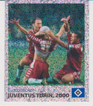 Nr 159 Juventus Turin 2000 4:4