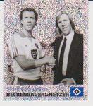 Nr 72 Beckenbauer & Netzer