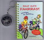 Rauf aufs Rad!, Tommes - mit Kompass, Coppenrath Verlag