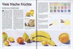 Zeichenbeitrag, Kreativmagazin, HCM Verlag