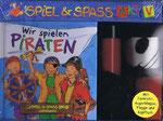 Spiel & Spass Box - Wir spielen Piraten, Coppenrath Verlag