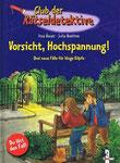 Club der Rätseldetektive -Vorsicht, Hochspannung!, Bauer/Boehme, Loewe