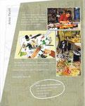 Wie der Löwe ins Kinderbuch flog, Brosche/Szillat, edition zweihorn (InnenIllu)