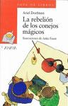 La rebelión de los conejos mágicos, ANAYA, Spanien