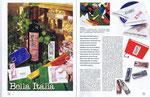 Stempelwerkstatt, Kreativmagazin, HCM Verlag