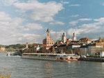 Passau, Luxuskreuzfahrtschiff
