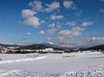 Winter-Impressionen unserer Pension mit Umgebung