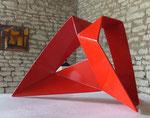 Energie acier inox peint 39 x 25 x 19 cm