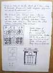 Carnets de croquis - Diagrammes et bindu - Originaux