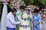 catholic burmese wedding