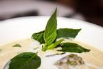 green gallery, thai chicken soup