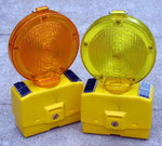 Solar Barricade Lamp No.P03TS