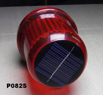 P082S powered bySolar battery