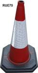 Rubber cone 75cm