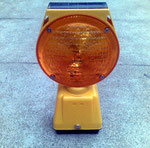 Solar Barricade Lamp No.P11TS