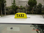 P090 Taxi Lamp with magnetic base