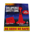 Collapsible Cones Color box packing
