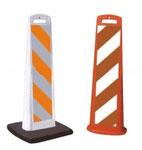 """PSB01  Vertical Panel Barricade, height 43""""(1100mm), total weight 13kgs."""