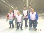 広島県スケート連盟普及部ボランティアスタッフ