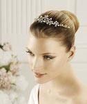 peinado de novia foto pronovias