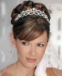 peinado novia tiara puebla