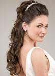 peinado novia tiara cuernavaca