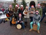 Straßenmusik Villach 2013
