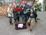 Straßenmusik Villach 2014