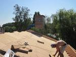 3 épaisseurs de fibre de bois pour l'isolation