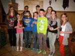 Pokalgewinner Jugend 2014