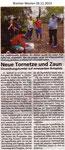 """""""Neue Tornetze und Zaun"""" Bremer Westen 28.11.2013"""