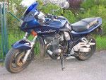 GSF 1200 Bandit, Bj 97,Das 1. Motorrad meiner Frau, leider verkauft