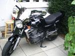Kawa ER5, Bj 2006,das derzeitige Motorrad meiner Frau