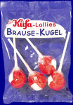 Art.nr. 4002/4 - Brause-Kugel 4er Pack