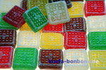 Cross-Selection, Mix of 5 diff. herbs sweets with cross stamp