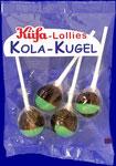 Kola-Kugel 4er Pack