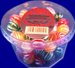 Mixed Fruit Balls (5 colours and flavours), 200 g