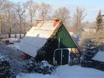 Die Scheune im Winter 2011/12