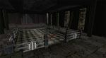 Horror Art Deco nightclub game world created in Unity