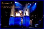"""""""Power! Percussion""""  BMW Kulturabend 2011 im Alten Theater Steyr"""