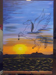 Pegasus 2014 / 50x70 / € 220.-