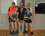 """DIE TEILNEHMER: Team """"6 am Netz"""""""