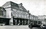 La gare d'Austerlitz côté départs (cour Seine)