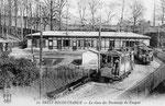 Le Conquet-002 : Le terminus du tramway à Brest, au niveau de la Porte du Conquet