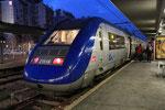 Orléans. 24 janvier 2019. Automotrice Z 21515-21516. Train 860269 vers Blois. Cliché Pierre Bazin