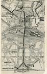 Melun-017 : Plan de la ligne de tramway