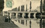Melun-010 : Ancien pont du Châtelet