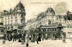 Orléans-T-009 : place du Martroi